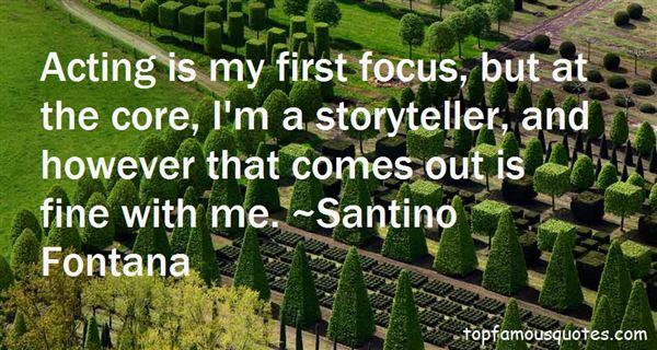 Santino Fontana Quotes