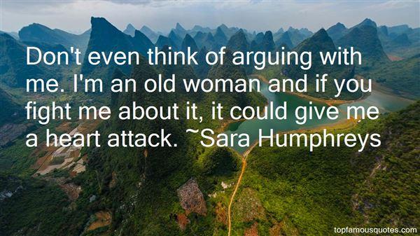 Sara Humphreys Quotes