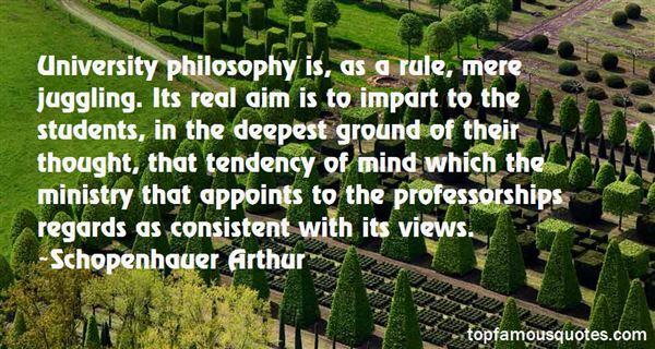 Schopenhauer Arthur Quotes