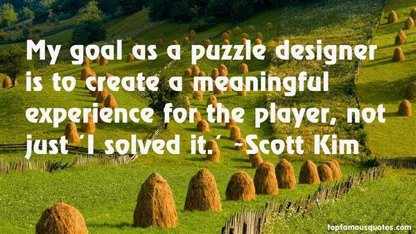 Scott Kim Quotes