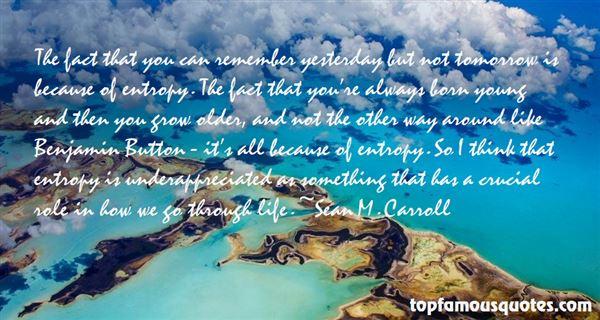 Sean M. Carroll Quotes