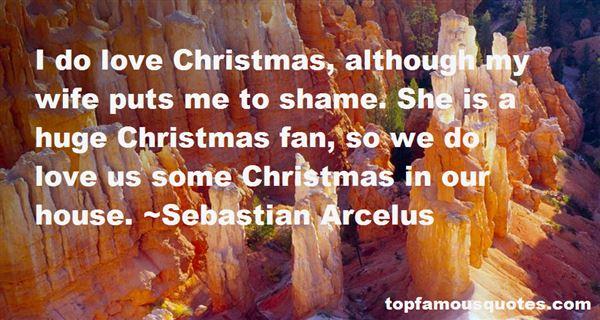 Sebastian Arcelus Quotes