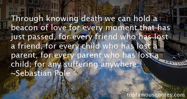 Sebastian Pole Quotes