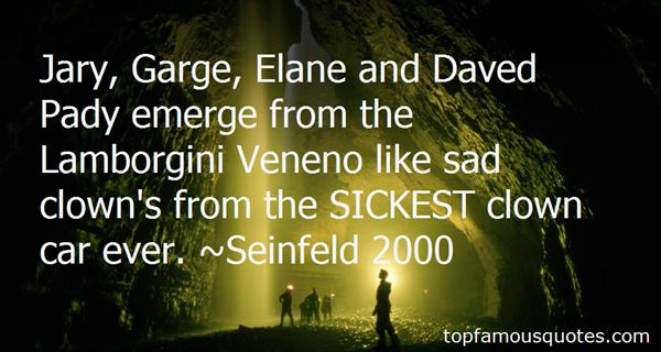 Seinfeld 2000 Quotes