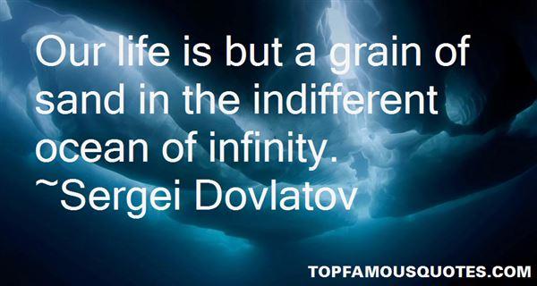 Sergei Dovlatov Quotes