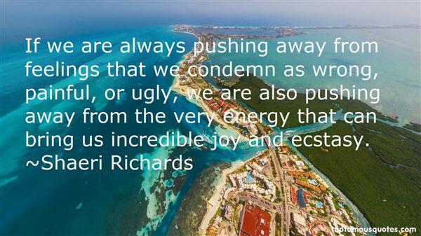 Shaeri Richards Quotes