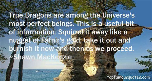 Shawn MacKenzie Quotes