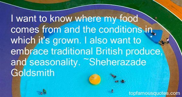 Sheherazade Goldsmith Quotes