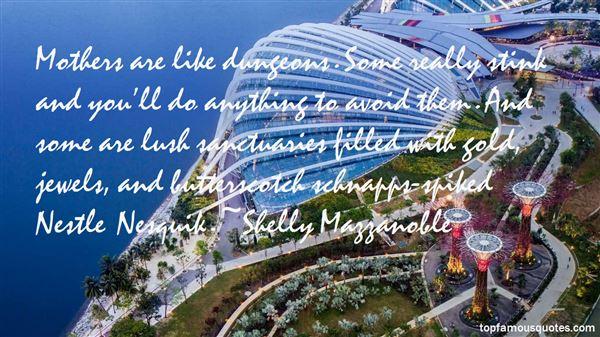 Shelly Mazzanoble Quotes
