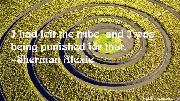 Sherman Alexie Quotes