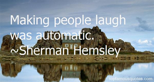 Sherman Hemsley Quotes