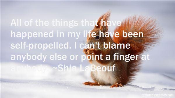 Shia LaBeouf Quotes