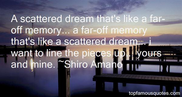 Shiro Amano Quotes