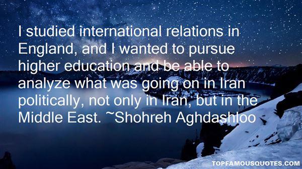 Shohreh Aghdashloo Quotes