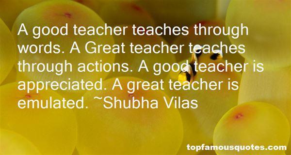 Shubha Vilas Quotes