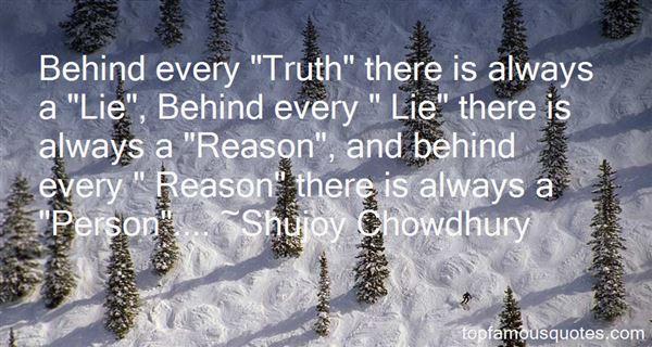 Shujoy Chowdhury Quotes
