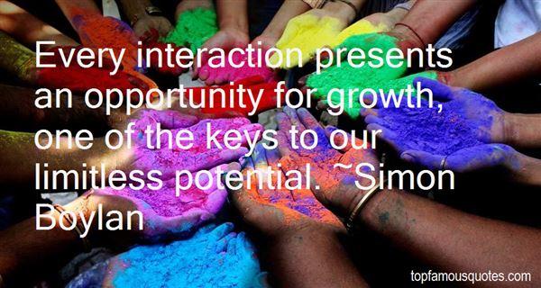 Simon Boylan Quotes