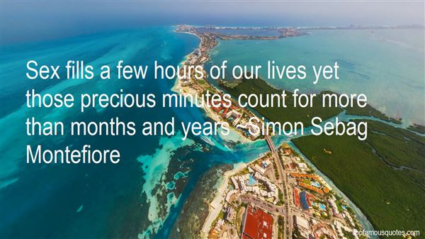 Simon Sebag Montefiore Quotes