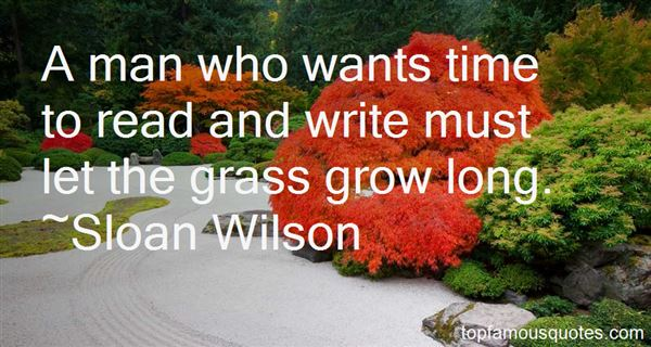 Sloan Wilson Quotes
