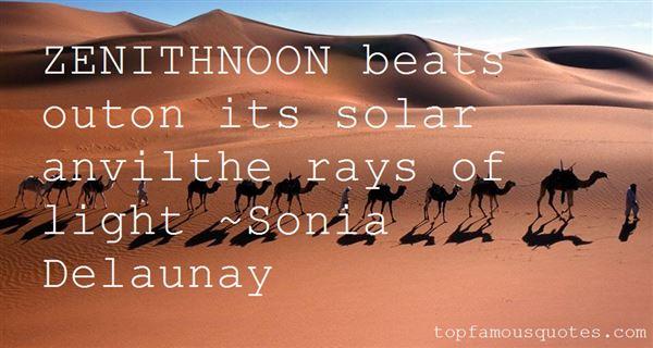 Sonia Delaunay Quotes