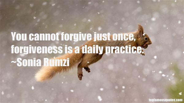 Sonia Rumzi Quotes