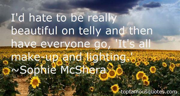 Sophie McShera Quotes