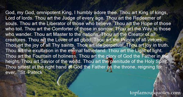 St. Patrick Quotes