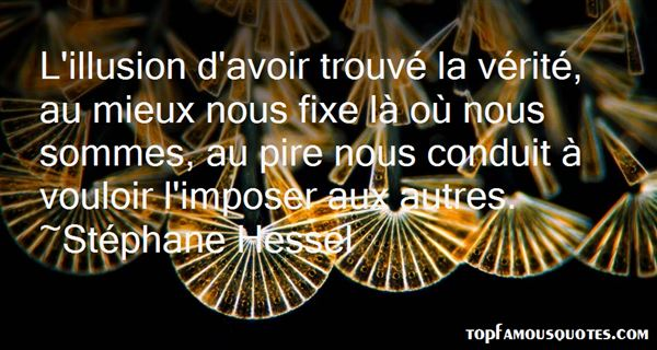 Stéphane Hessel Quotes