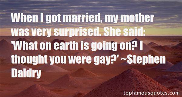 Stephen Daldry Quotes