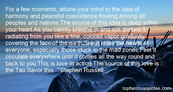 Stephen Russell Quotes