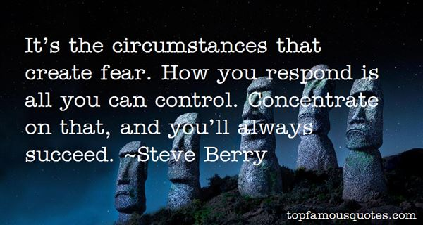 Steve Berry Quotes