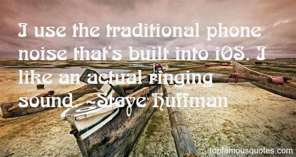 Steve Huffman Quotes
