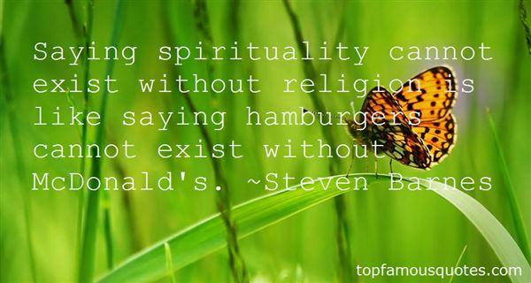 Steven Barnes Quotes