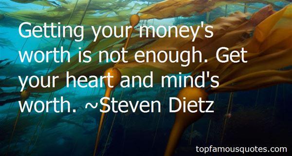 Steven Dietz Quotes