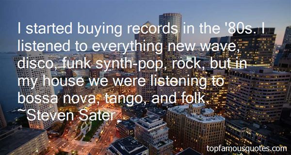 Steven Sater Quotes