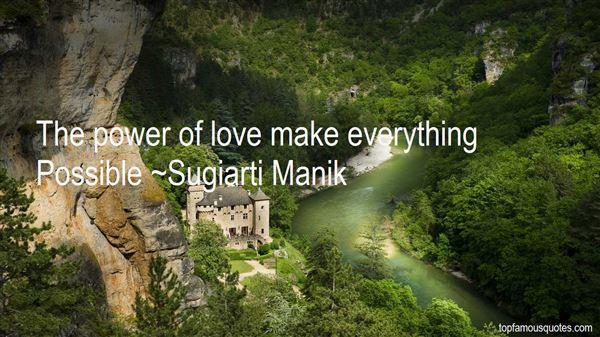 Sugiarti Manik Quotes