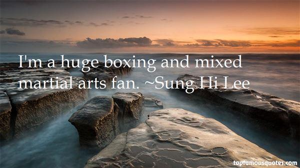 Sung Hi Lee Quotes