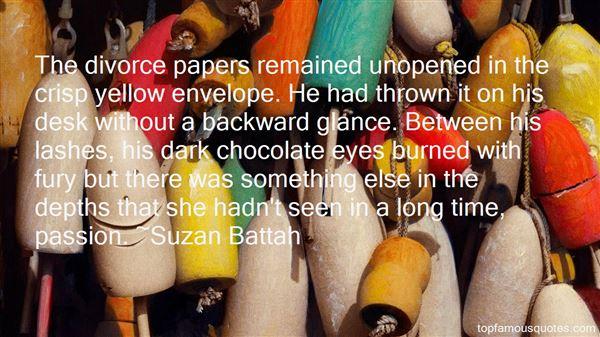 Suzan Battah Quotes