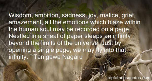 Tanigawa Nagaru Quotes