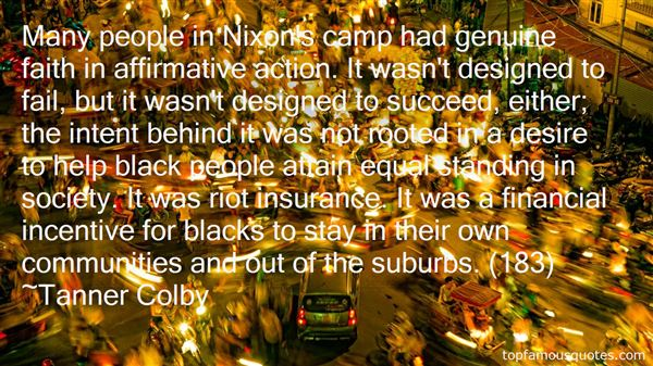 Tanner Colby Quotes