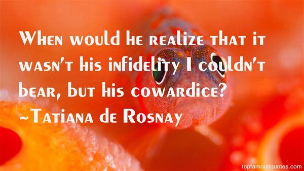Tatiana De Rosnay Quotes