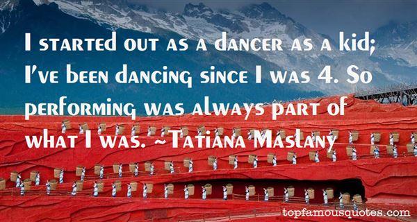 Tatiana Maslany Quotes