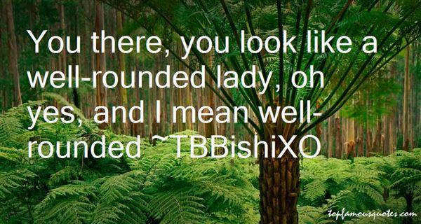 TBBishiXO Quotes