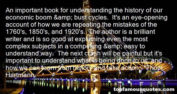 Thom Hartmann Quotes
