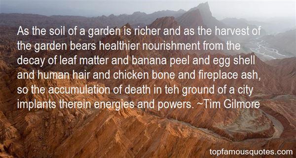 Tim Gilmore Quotes