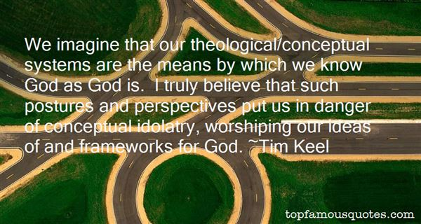 Tim Keel Quotes