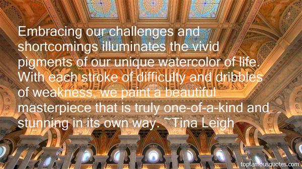 Tina Leigh Quotes