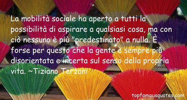 Tiziano Terzani Quotes