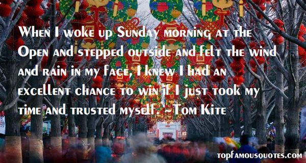 Tom Kite Quotes