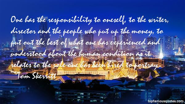 Tom Skerritt Quotes